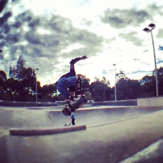 Mark Jansen Skateboarding Adelaide Flagstaff Hill Big Air