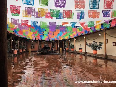 National Copper Museum in Santa Clara del Cobre, Michoacán