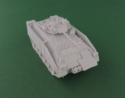 Warrior MCV picture 4