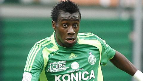 Matuidi hồi thi đấu cho St Etienne