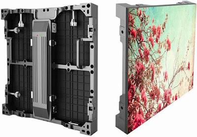 Màn hình led p2 cabinet nhập khẩu tại Hóc Môn