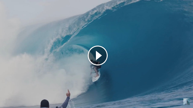 THE INSANE PADDLE SESSION AFTER TOW DAY TEAHUPO'O Tahiti Aug 14th