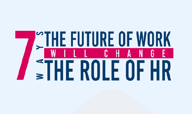 7 Ways the Future of Work Will Change the Role of HR