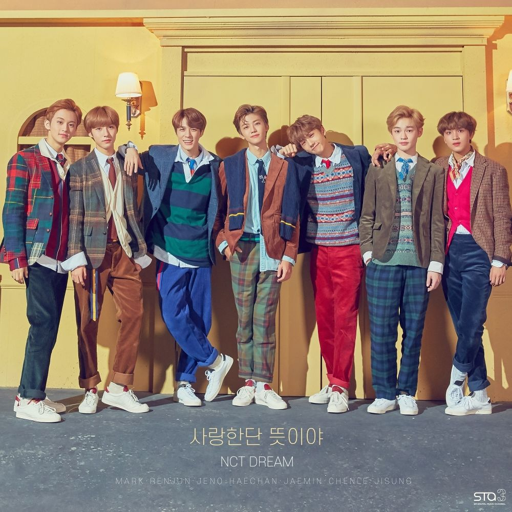 NCT DREAM – Candle Light – SM STATION
