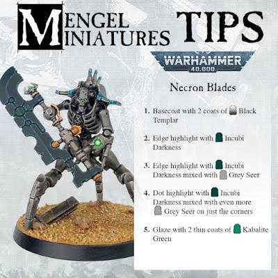 Necron Blade Tutorial