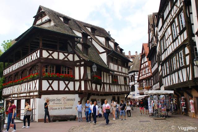 Il Centro Storico di Strasburgo Patrimonio UNESCO