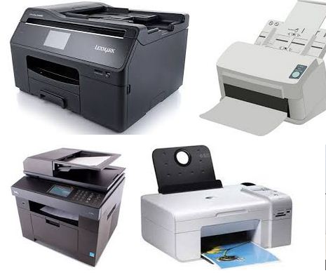 Common Types Of Printers And Their Advantages