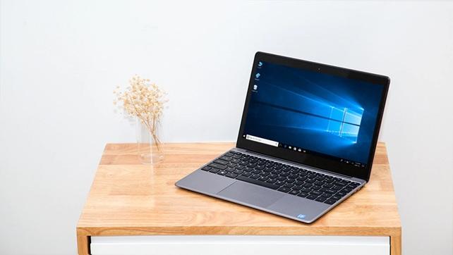 Chuwi Lapbook SE: diseño ultrabook