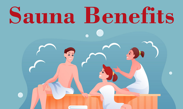What are the benefits of a Sauna bath?