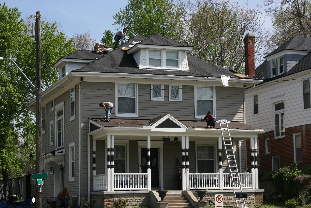 Cranky Puppy Farm Raising The Roof