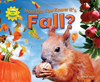 picture book entitled how do we know it's fall