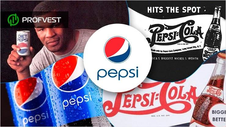 Компания Пепси история развития бренда