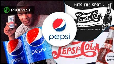 Компания Пепси: история развития известного бренда