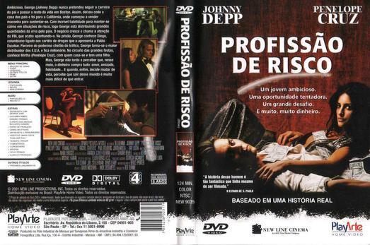 Profissão de Risco Torrent - BluRay Rip 720p Dublado 5.1