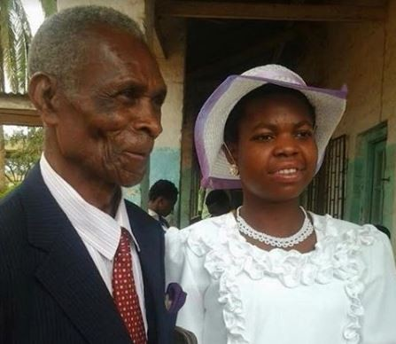 83 year old man set to divorce his 26-year old wife over allegations of domestic violence