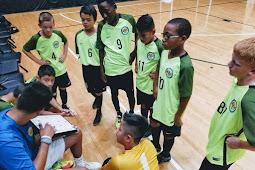 Zona Pengaturan Bola Prinsip Permainan Resmi