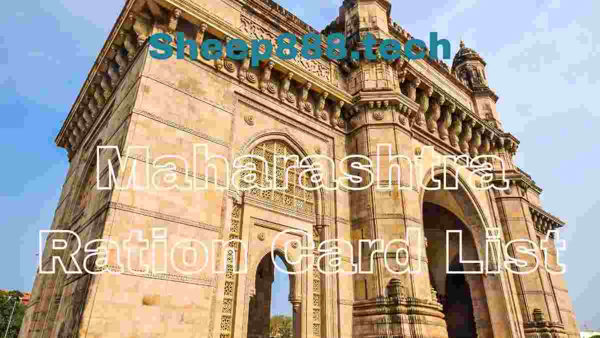 Maharashtra Ration Card List