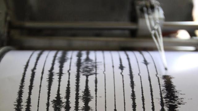Σεισμός 4,4 Ρίχτερ έγινε αισθητός και στην Αθήνα