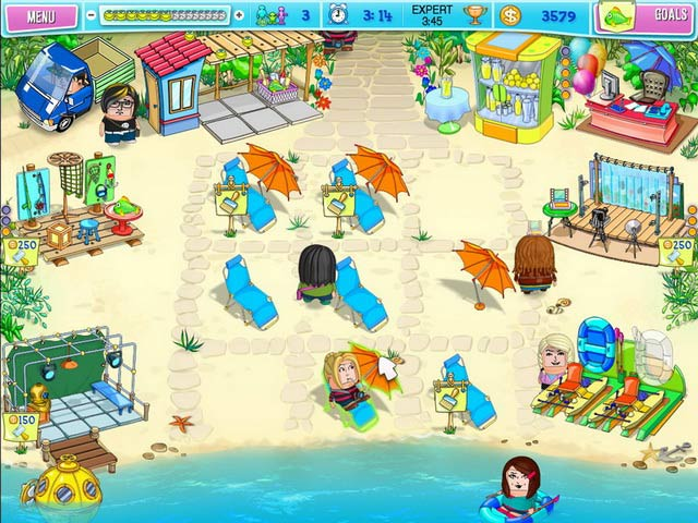 Huru Beach Party Free Game