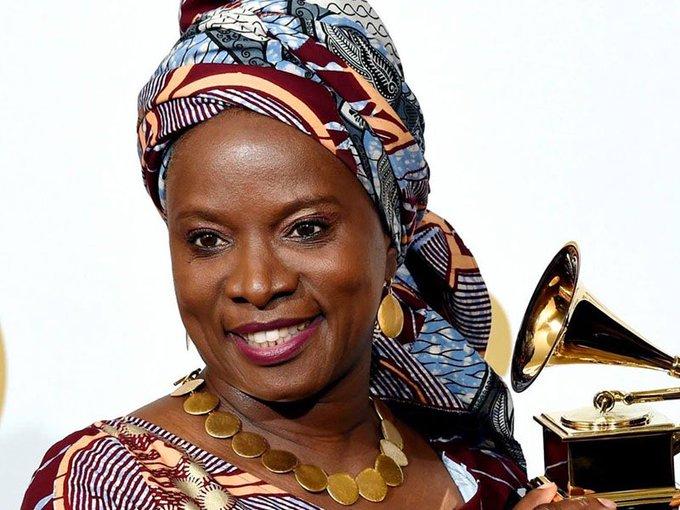 Angelique Kidjo wins 2020 Grammy Award for Best World Music Album