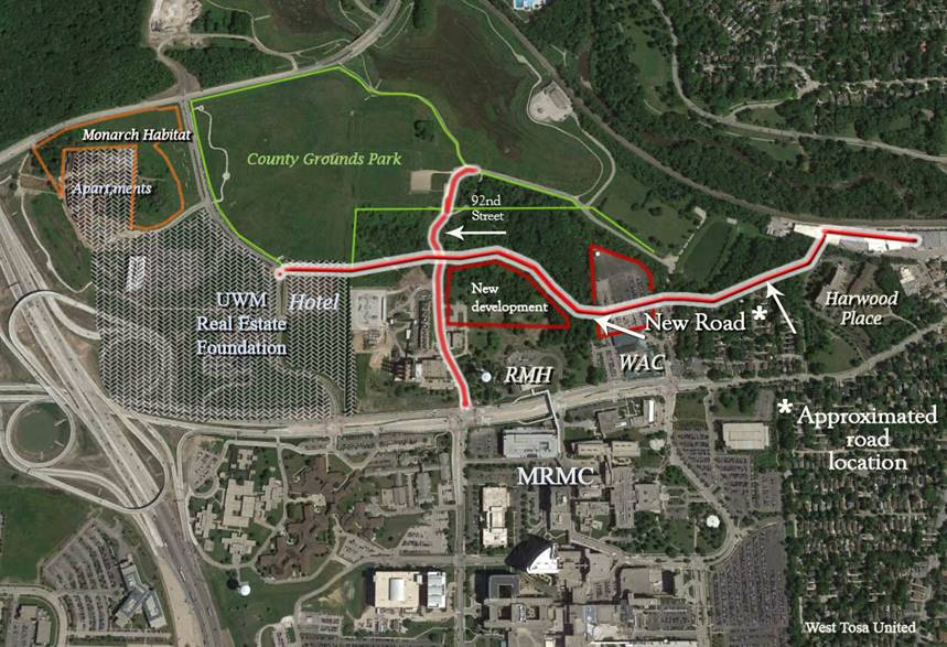 Urban Wilderness Wauwatosa master plan would bulldoze the last