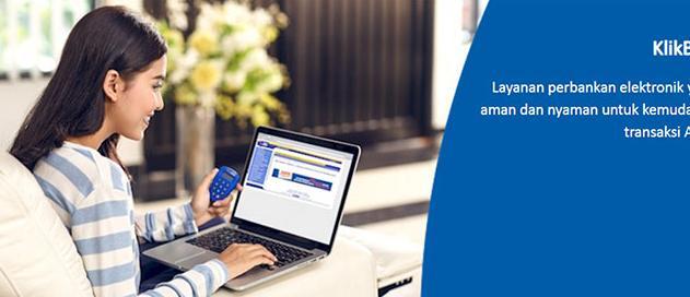 Cara Daftar Internet Banking Klikbca