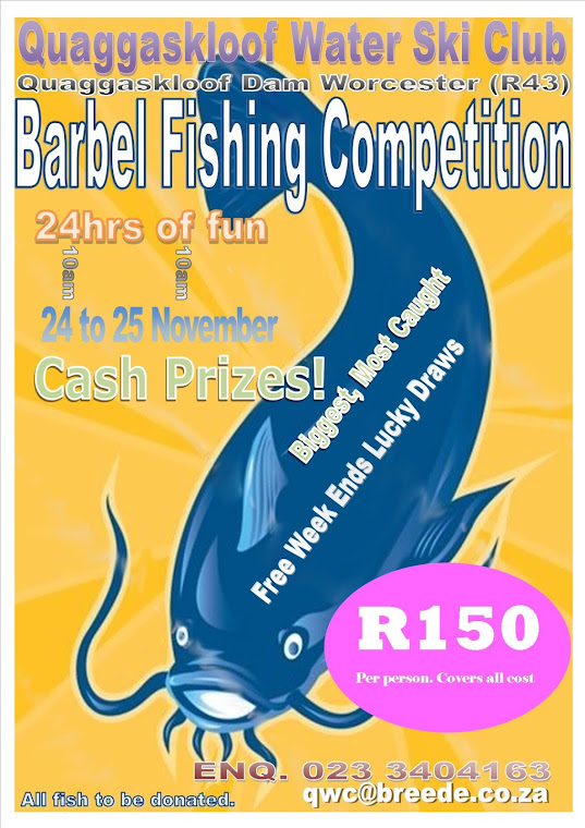 BARBEL FISHING COMPETITION