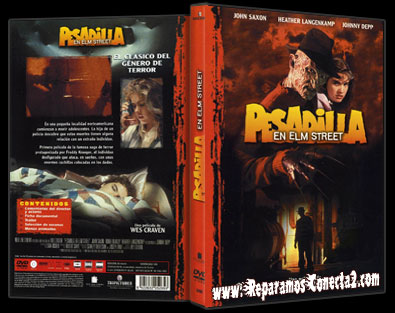 Pesadilla en Elm Street [1984] Descargar cine clasico y Online V.O.S.E, Español Megaupload y Megavideo 1 Link