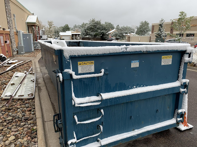 Dumpster Prices Service
