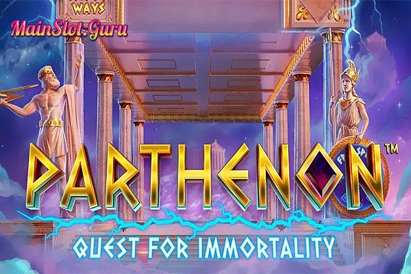 Main Gratis Slot Parthenon Quest for Immortality NetEnt