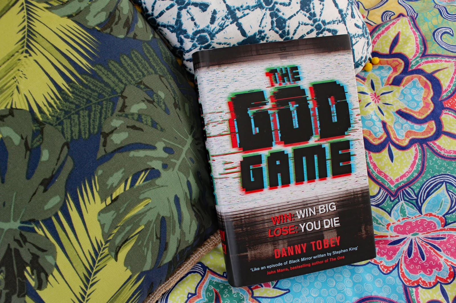 The God Game By Danny Tobey | Book Review