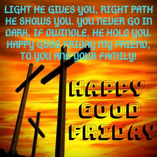 Good Friday Messages Download