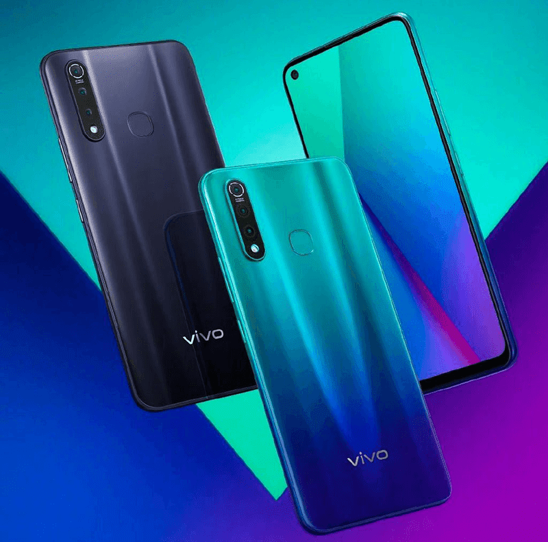 Vivo releases Z5x in China with punch-hole screen and SD710 chip