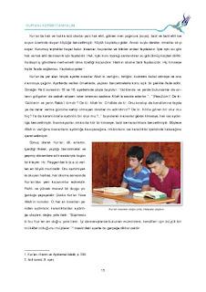 9. Sınıf Kuranı Kerim Ders Kitabı Cevapları Tutku Yayınları Sayfa 15