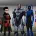 Liga da Justiça Sombria, Jovens Titãs e Harley Quinn serão as próximas animações da DC