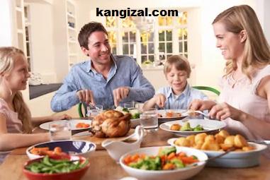 Apa manfaat makan bersama dalam keluarga? - kangizal