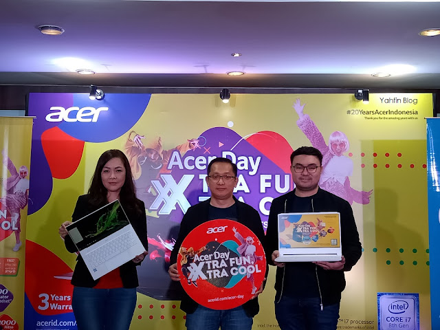 Acer Day 2019 | Xtra Fun, Xtra Cool, Xtra Wow