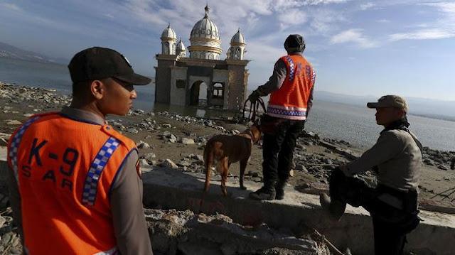 30 Masjid Semi Permanen akan Dibangun di Palu dalam Dua Bulan
