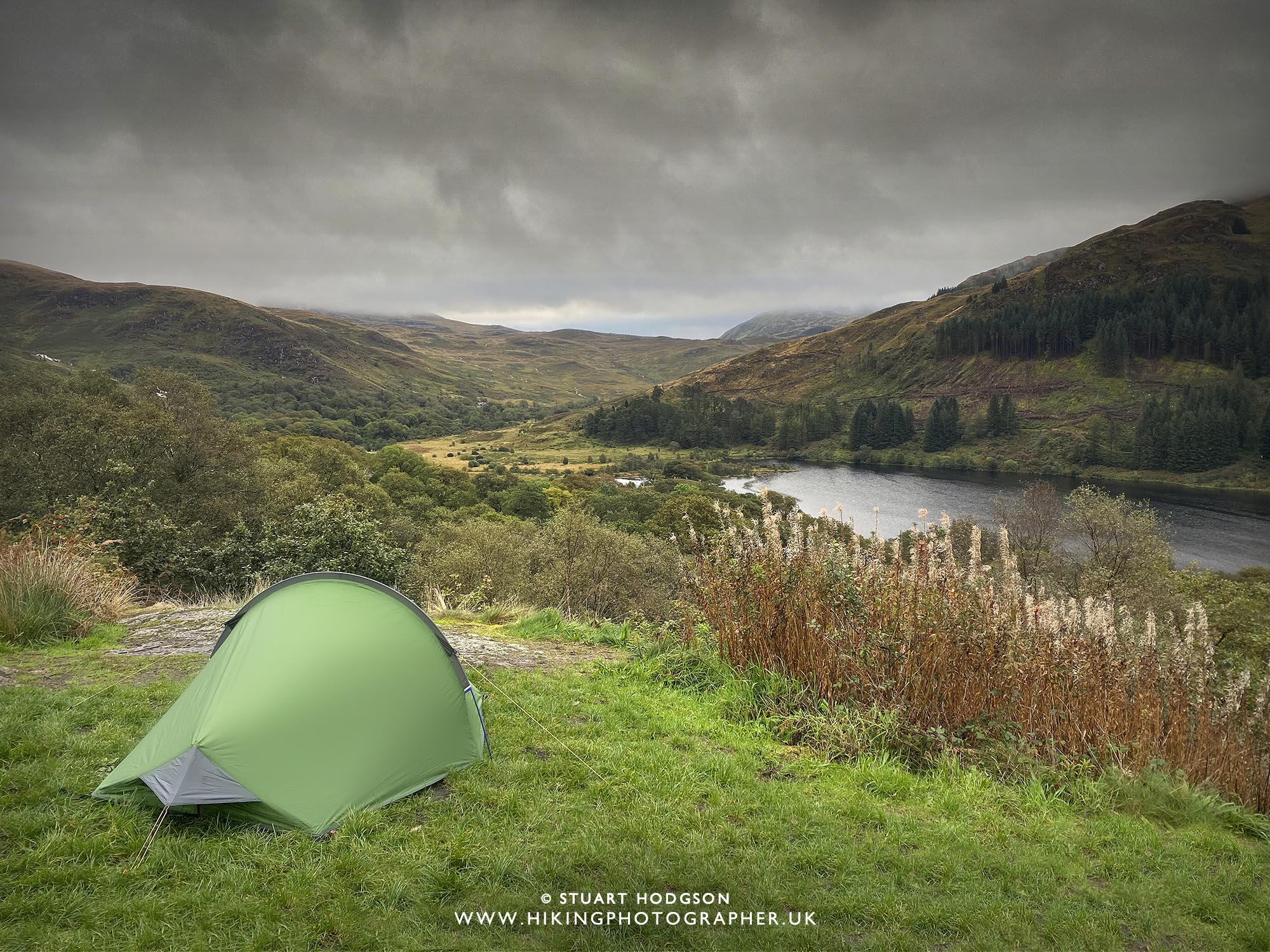Review: Zephyros Compact 1 V3 Tent by Wild Country