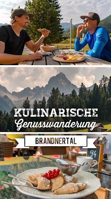 Kulinarische Genusswanderung – Bürserberg | Wandern Brandnertal | Wanderung Vorarlberg 22