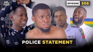 COMEDY: Mark Angel – Police Statement