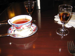 Exclusive China Pattern Tea Cups.