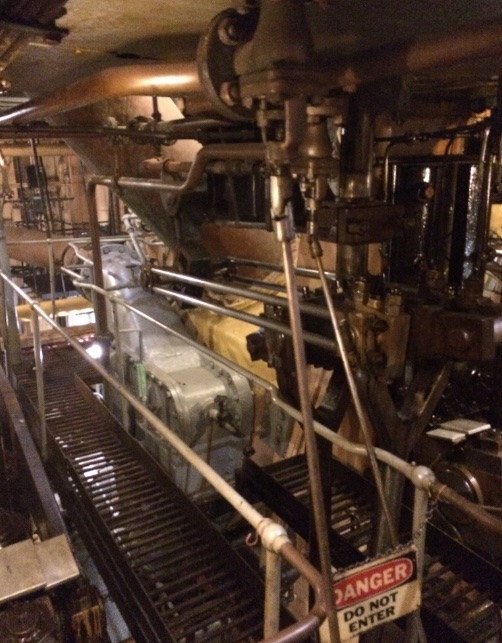 Titanic Engine Room Scene: Doctor Grumpy In The House: 11/1/15