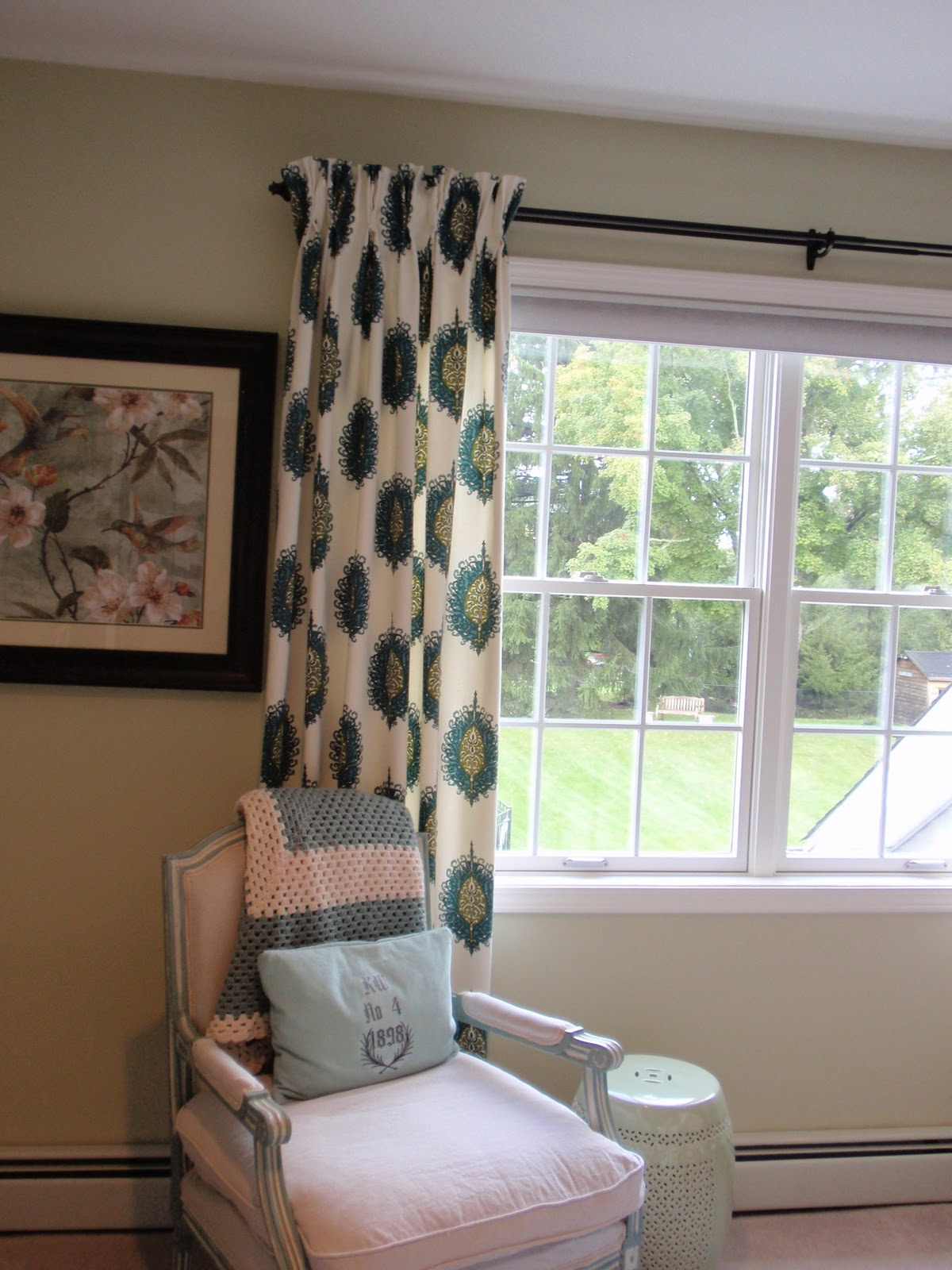 DIY by Design: How to Make Lined Pinch Pleat Drapes