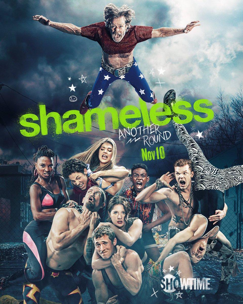 Shameless Temporada 1 a la 11 Subtitulado 720p