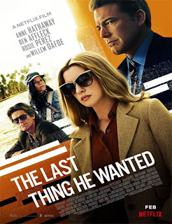 The Last Thing He Wanted (Su último deseo) (2020) | DVDRip Latino HD GoogleDrive 1 Link