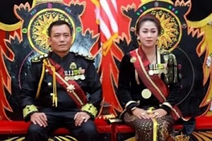 Raja dan Ratu Keraton Agung Sejagat Ditangkap Polisi