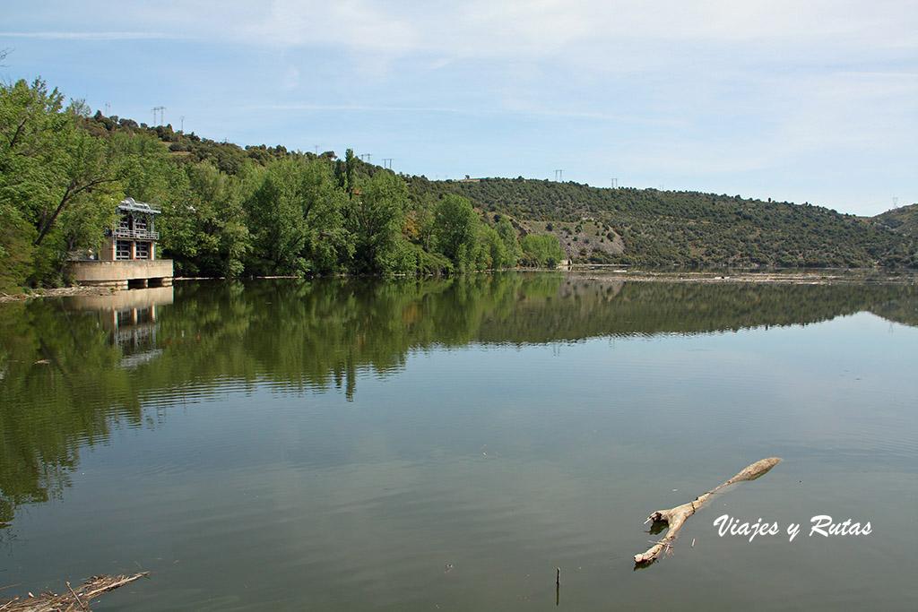 Salto de Villalcampo, Zamora