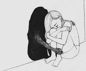 memeluk diri sendiri