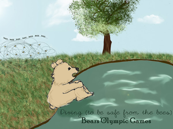 Bears Olympic Games Part III